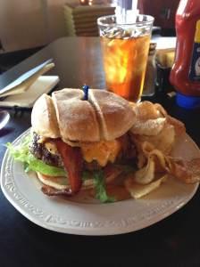 The Pimento Burger